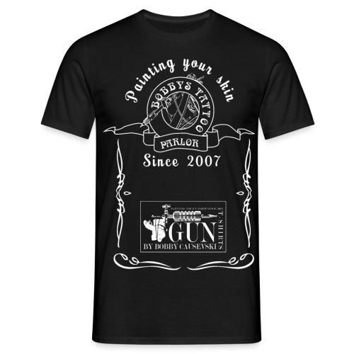 gun 7 - T-shirt herr