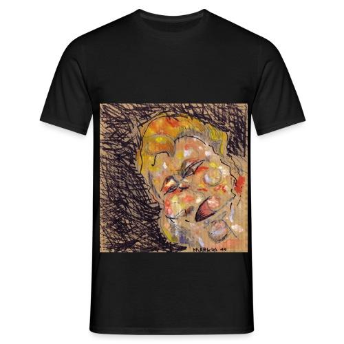 Hausfrau png - Männer T-Shirt
