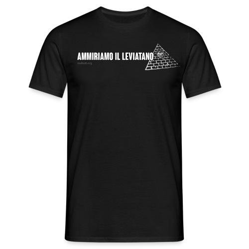 serigrafia piramide - Men's T-Shirt