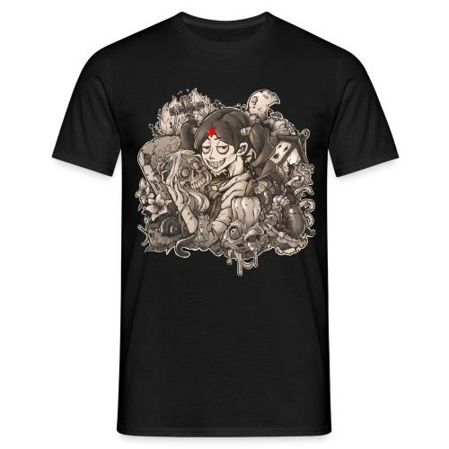 halloween2017 Pippa shirt png - Männer T-Shirt
