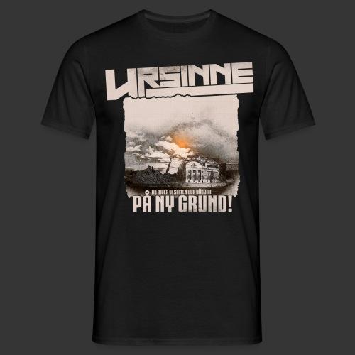 URSINNE - På ny Grund - T-shirt herr