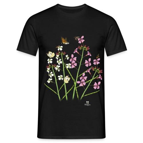 Plasticidad fenotípica en Moricandia arvensis - Camiseta hombre