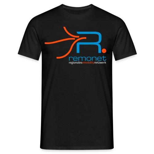 remonet cmyk - Männer T-Shirt