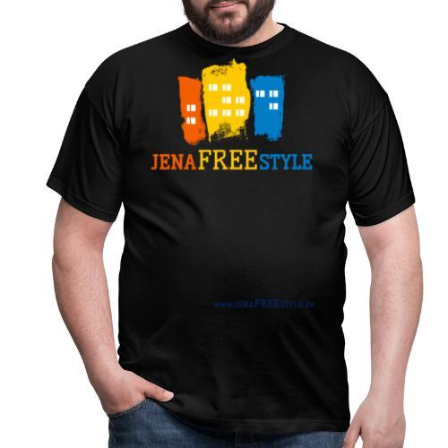 JFS_Logo_Front_hell - Männer T-Shirt