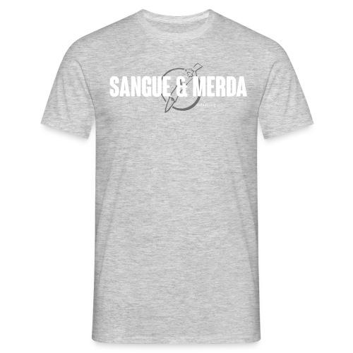 serigrafia longino - Men's T-Shirt
