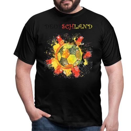 deutschland fanshirt 2018 - Männer T-Shirt