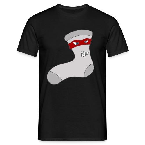 Sock - Mannen T-shirt