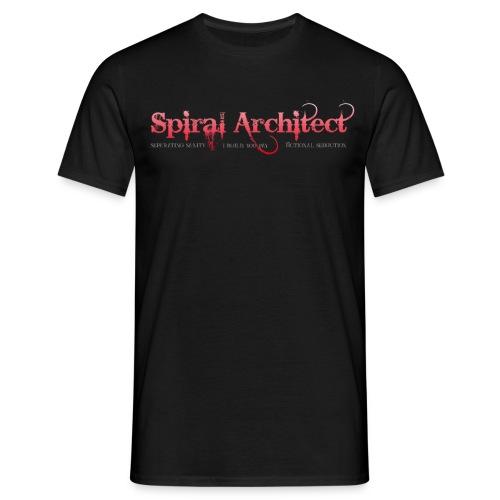 Sabbath Spirals - T-shirt herr