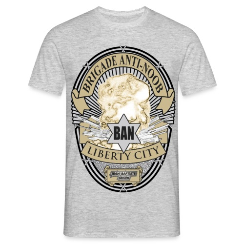 user1798 1247605773 Badge 2000 in Color322223 png - T-shirt Homme