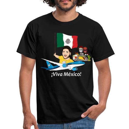 ¡Viva México! - Viaja con Yoel - Camiseta hombre