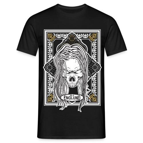 Ola Englund Skull Tee - Men's T-Shirt