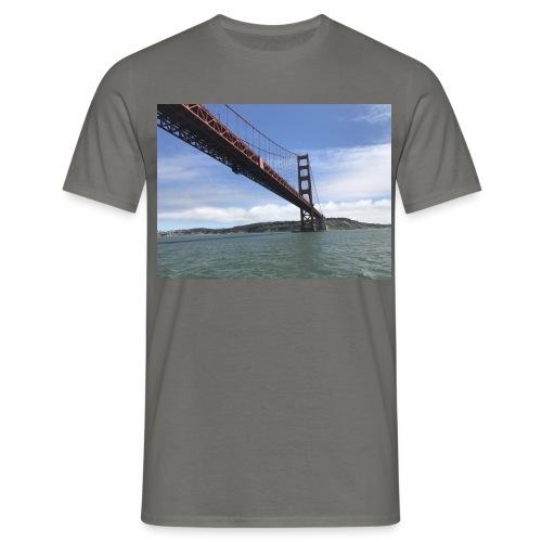 Golden Bro - Herre-T-shirt