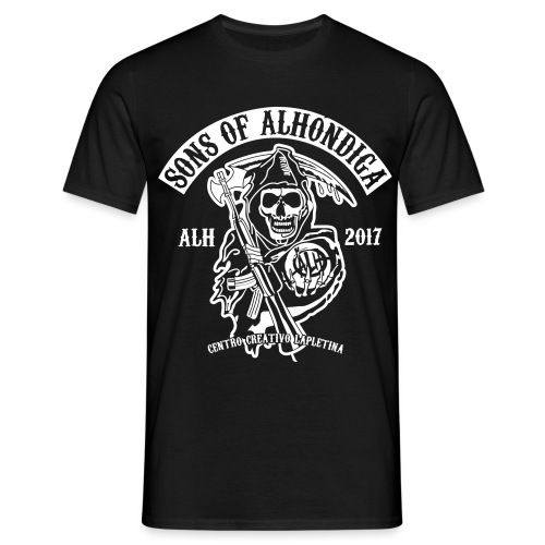 ALH ANARCHY - Camiseta hombre