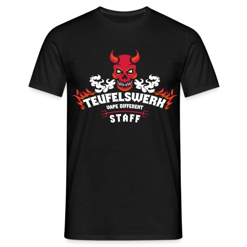 Teufelswerk Staff - Männer T-Shirt