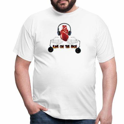 vive al limite - Camiseta hombre
