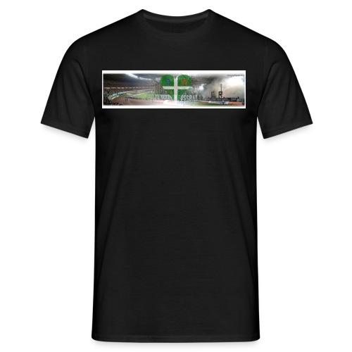 blockwest collage - Männer T-Shirt