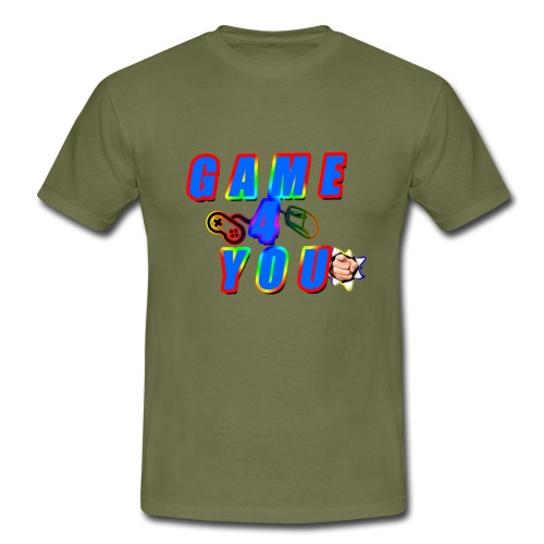 Game4You - Men's T-Shirt
