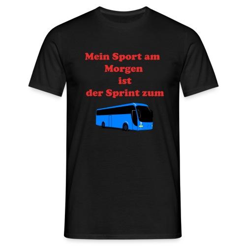 Faultier - Männer T-Shirt
