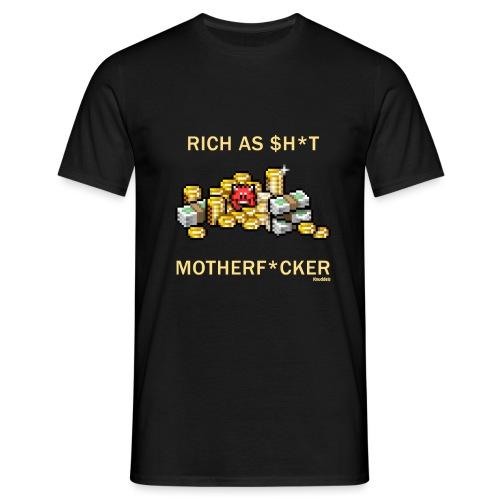 Rich Devil - Männer T-Shirt