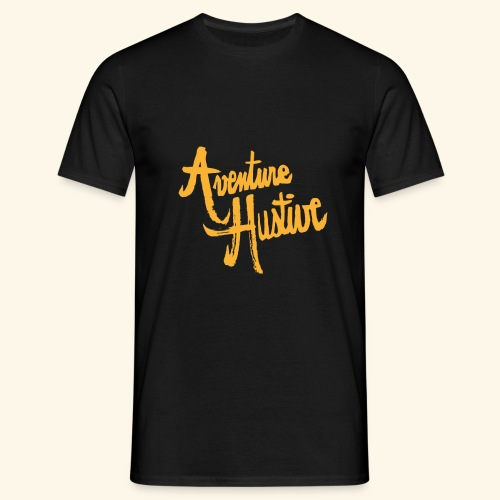 AventureHUstive - T-shirt Homme
