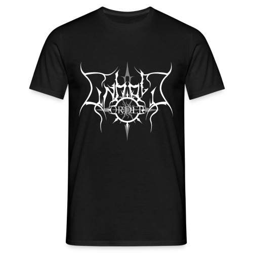 Unholy Order Logo Shirt - Männer T-Shirt