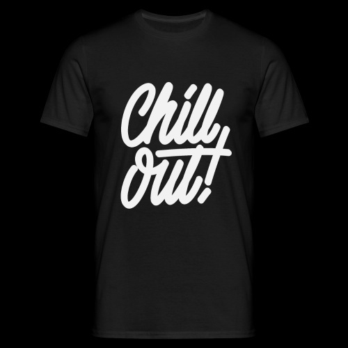 Chill Out - T-shirt Homme