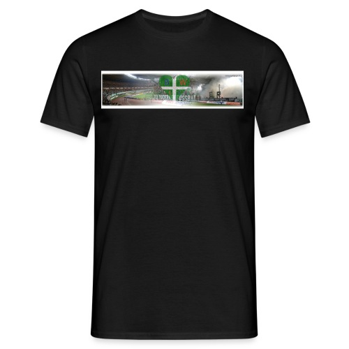 blockwest collage - Männer T-Shirt