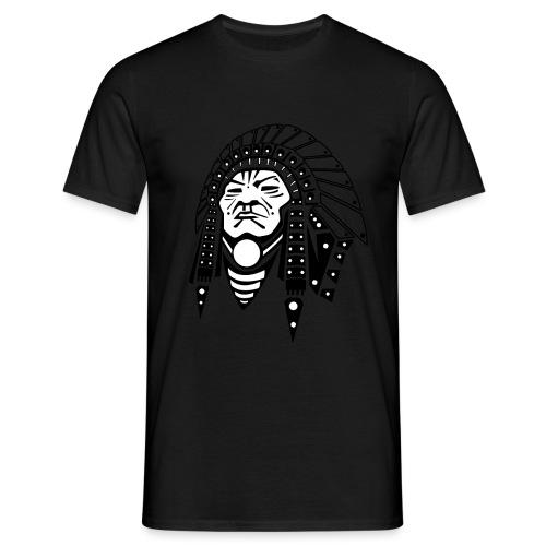 Kamisachief Warrior Native - Men's T-Shirt