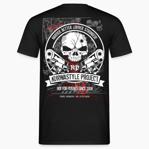 Kurwastyle Project - Terror Worldwide - Men's T-Shirt