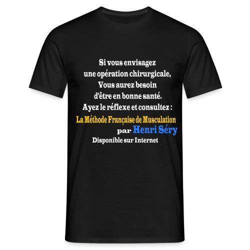 LMF Chirurgie v2 - T-shirt Homme