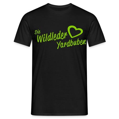 Wildleder Yardbuben - Männer T-Shirt