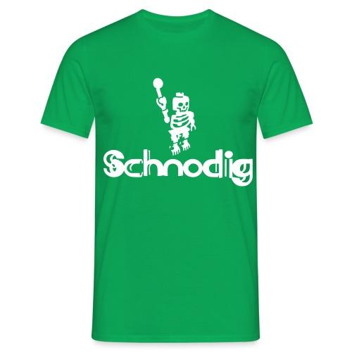 Schnodig - T-skjorte for menn