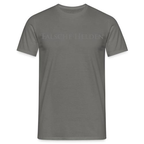 FH Schriftzug - Männer T-Shirt