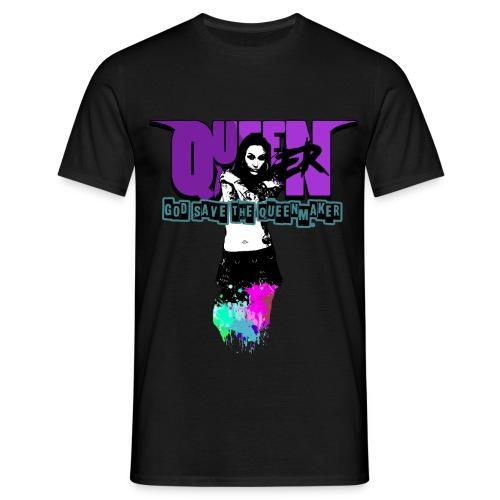 Queenmaker God save the Queenmaker - T-shirt herr