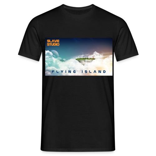 flying island - Maglietta da uomo