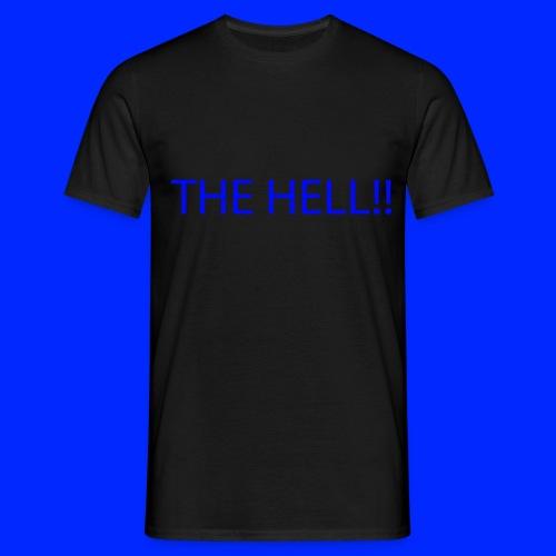 THE HELL!! - T-shirt herr
