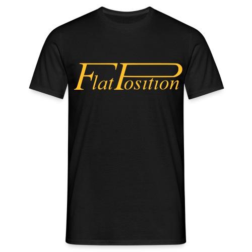 FP Schriftzug - Männer T-Shirt