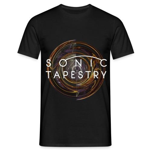 Sonic Tapestry Mystic Void - Men's T-Shirt