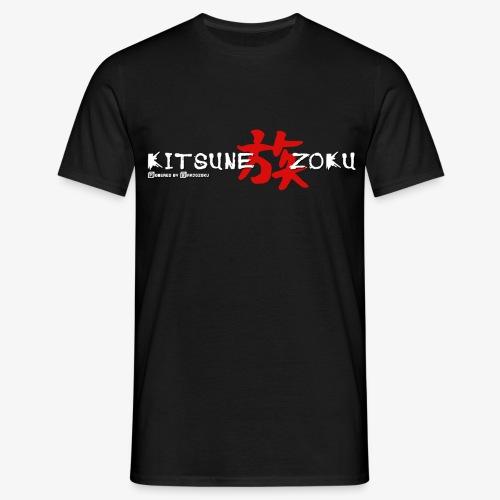 KITSUNELOGO - T-shirt Homme
