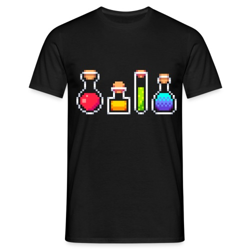 RPG Potions - Herre-T-shirt