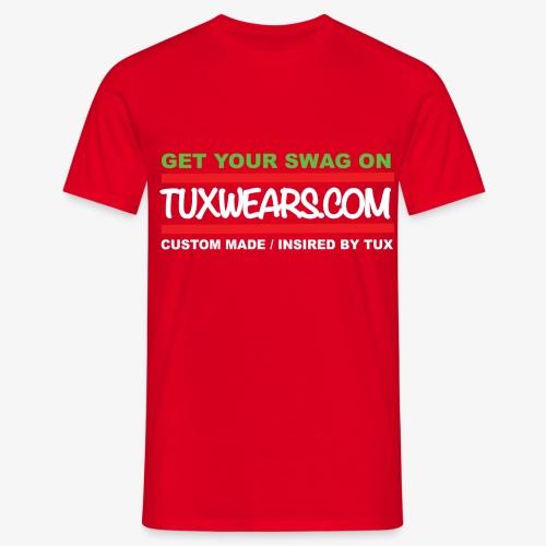 TUXWEARS.COM - Men's T-Shirt