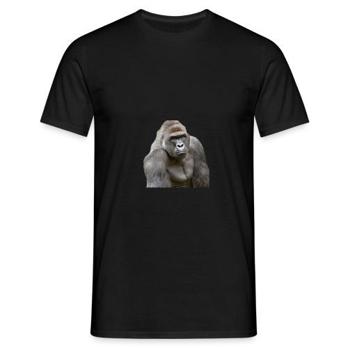 Harambe png - Herre-T-shirt
