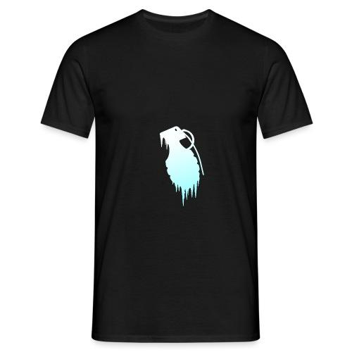 IceGrenade Merch Design #1 - Men's T-Shirt