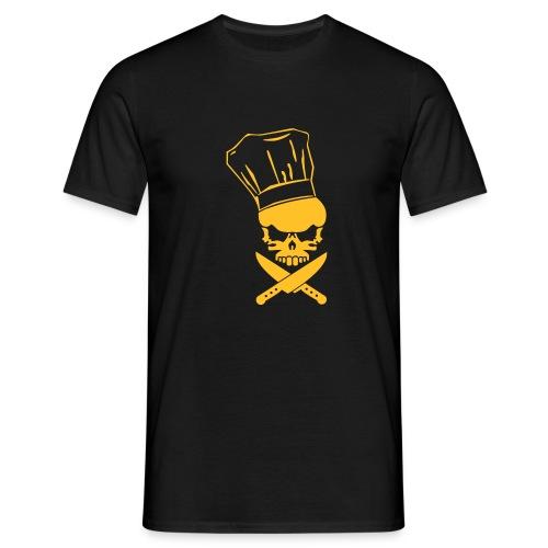 foodskull - Männer T-Shirt