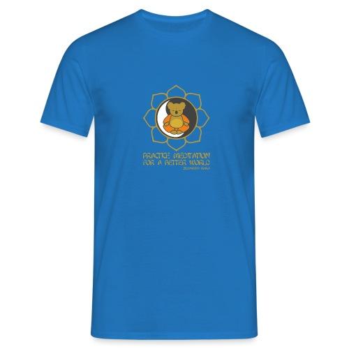 Buddha - Männer T-Shirt
