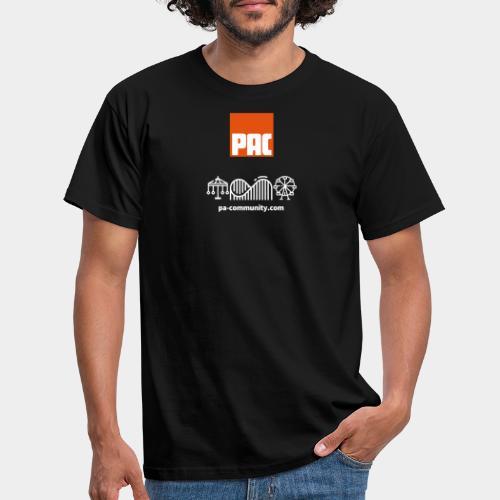 Camiseta con Est Trasera - Camiseta hombre