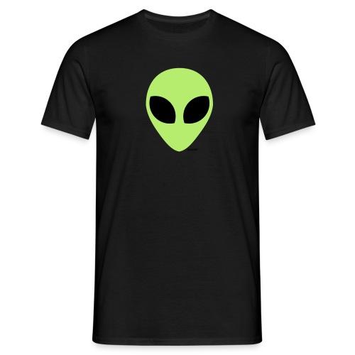 alien - Mannen T-shirt