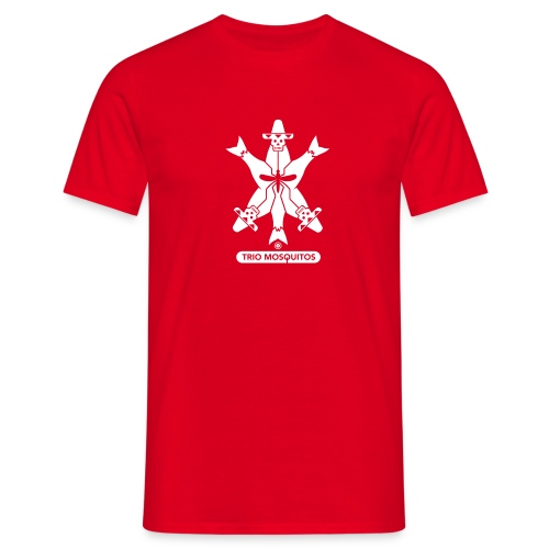 TRIO MOSQUITOS - Mannen T-shirt