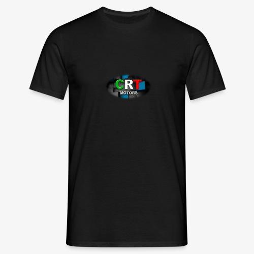 CRT Logo - Men's T-Shirt