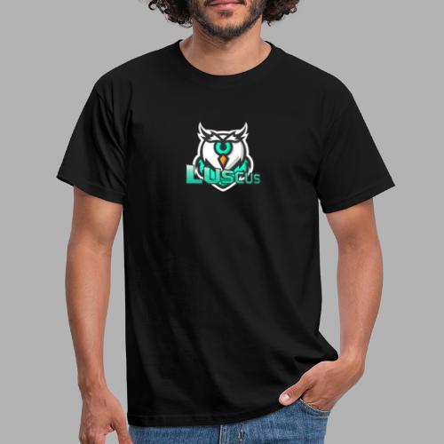 Luscus Schrift Collection - Männer T-Shirt